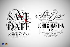 Save The Date Check Out These Adorable Save The Date Templates