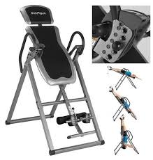 inversion table exercises for back inversion table system gravity fitness balance exercise home gym