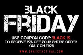 black friday coupon codes 2014 black friday deals presented by tactical distributors