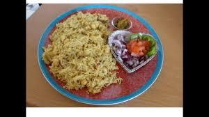 cuisine pakistanaise recette recette pakistanaise riz avec pois chiche