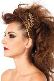 goddess headband gold pegasus wings headband goddess costumes candy apple