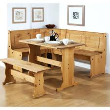Benches With Backs For Dining Tables Dining Table With Bench Against Wall Home Design Ideas And Narrow