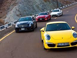 maserati gt vs porsche 911 test 911 vs gt r vs mc stradale vs cts coupé gulfnews com