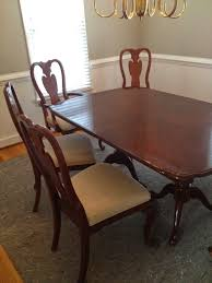 sheshe the home magician a traditional dining room set gets a
