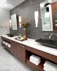 modern bathroom by in detail interiors cheryl clendenon