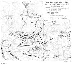 Battle Of The Bulge Map Bastogne Relieved Loses Ardennes Offensive