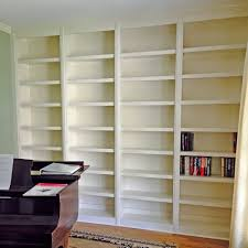Built In Wall Shelves by Custom Bookcases Built In Bookcases Raleigh Wake Forest