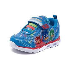 Amazon Com Pj Masks Boys Light Up Sneakers Clothing