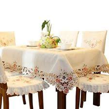 embroidered oval tablecloths ebay