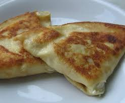 nalesniki polish pancake crepe thing with cheese and other