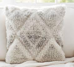 leela woven pillow cover pottery barn