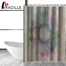 Modern Bathroom Shower Curtains by Online Get Cheap Indian Bathrooms Aliexpress Com Alibaba Group