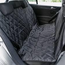 marsboy dog seat cover for cars dog hammock slip proof fourfold