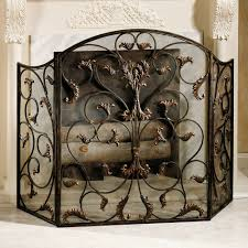home decor decorative fireplace screen excellent home design