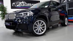 Bmw X5 F15 - used 2015 bmw x5 xdrive40d m sport for sale in north somerset