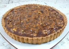 une cuisine pour voozenoo tarte aux noix et caramel glaçage à l abricot une cuisine pour
