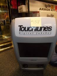 touchtunes maestro jukebox with computer complete for parts