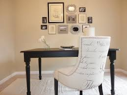 French Script Armchair Livelovediy The 300 Office Makeover