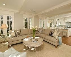 Open Concept Kitchen Living Room Design Ideas Open Layout - Traditional family room design ideas