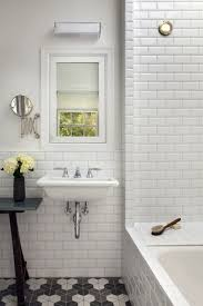 Small White Bathrooms 10 Bathrooms With Showstopping Tile Plus Where To Find It Subway