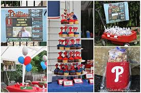 baseball baby shower ideas a philadelphia phillies themed shower best baby shower ideas and