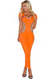 prisoner costume prisoner costumes convict inmate costume women s