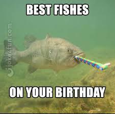 Funny Fish Memes - joke4fun memes happy birthday