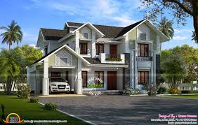 Home Design 500 Sq Yard by 289 Square Yards Modern Home Kerala Home Design And Floor Plans