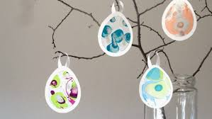 easter ornament tree 14 and easy diy easter tree ornaments shelterness