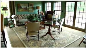 southern living idea house entertainment room sewing craft room
