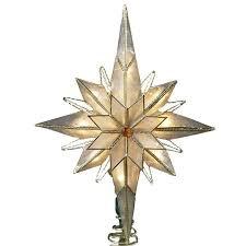 bethlehem tree topper kurt adler 10 light pointed bethlehem tree topper reviews