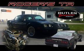New Trans Am Car F145285958