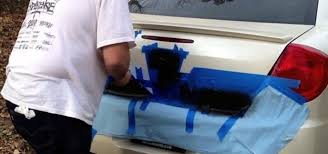 How Many Cans Of Spray Paint To Paint A Car - how to use plasti dip coat to black out car emblems car mods