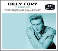 billy fury the rocker new sealed cd uk rock and roll sound of