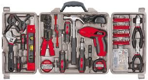 home theater f d 5 1 apollo tools dt0738 household tool kit 161 piece hand tool sets