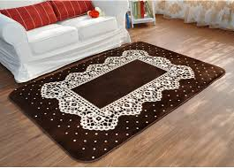 Water Absorbing Carpet by Lace Element Design Carpets For Living Room Slip Resistant Area