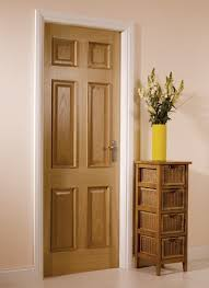 Six Panel Oak Interior Doors Solid Wood Six Panel Interior Doors Pics On Fancy Home Designing