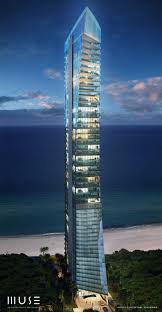 miami porsche tower miami muse sunny isles beach 194m 637ft 47 fl u c