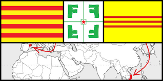 Interesting Facts About Flags Fantastic Flag Fun Fact U2013 Catalonia And South Vietnam Your One
