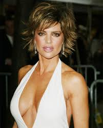 what is the texture of rinnas hair lisa rinna s latest hair styles