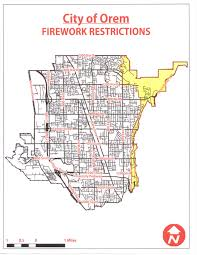 Taylorsville Lake Map Ksl Com List Of Fireworks Restrictions In Place For 4th Of July