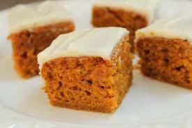 you wouldn t it s gluten free pumpkin squares glutenaway