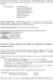 analisi testo lisabetta da messina programma svolto liceo scientifico statale galileo galilei