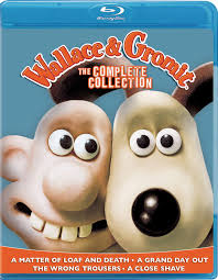 wallace gromit complete collection blu ray matter