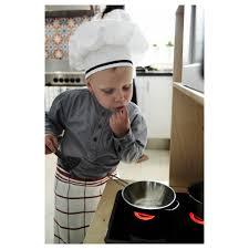 duktig 5 piece toy kitchen utensil set multicolour ikea