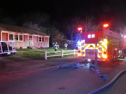 brewster fire and rescue respond to working fire late friday