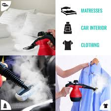 Comforday Digital Timer 7 Day by Comforday Multi Purpose Handheld Pressurized Steam Cleaner With 9