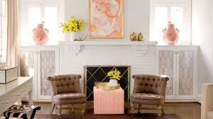 home interior ideas for living room a decorator s 1920s home redo southern living