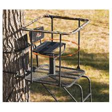 big infinity 16 ladder tree stand 229430 ladder tree