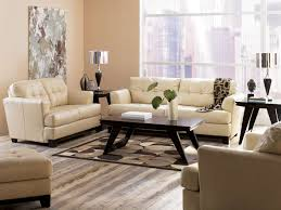 Beige Leather Living Room Set Bobs Furniture Living Room For Your Simply Lovely Home Doherty